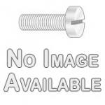 Stainless Steel Reduced Head Slot Pan Machine Screws