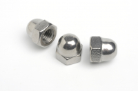 Stainless Steel Hexagon Domed Nuts