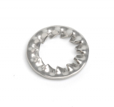 Stainless Steel Internal Tooth Washers DIN 6798