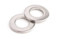 Stainless Steel AFNOR Flat Washers NFE 25-514 Type Z