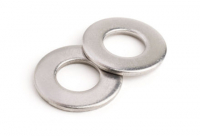 Stainless Steel AFNOR Flat Washers NFE 25-514 Type M