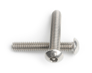 Stainless Steel Pin Hex Button Screws