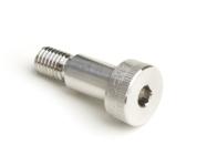 Stainless Steel Knurled Socket Shoulder Screws