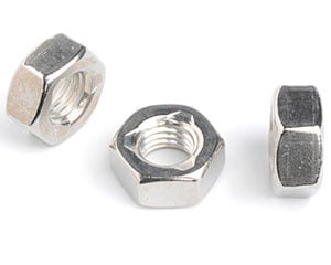 M8 ALLMETAL SELF LOCKING NUT ART.980 A4 ST/ST