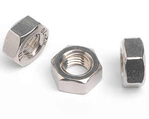 M20 X 2.0 HEXAGON FULL NUT DIN 934 A4 ST/ST