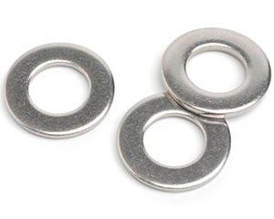 #10 FLAT WASHER A2 ST/ST