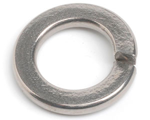 "1.1/4"" MEDIUM SPLIT LOCKWASHER ANSI B18.21.1 A2 ST/ST"