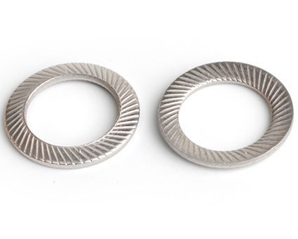 Stainless Steel Locking Washer S Type