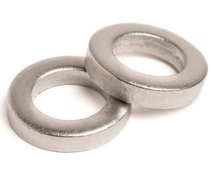 Stainless Steel DIN 7989 Washers for Steel Construction