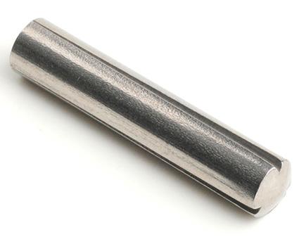 Stainless Steel Full Length Taper Grooved Pin