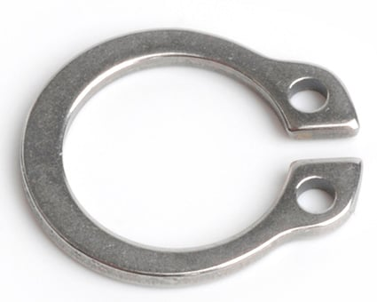 Stainless Steel External Circlips