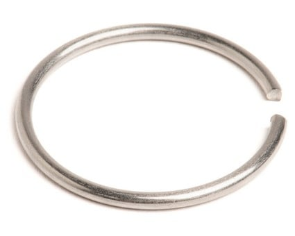 Stainless Steel Wire Snap Rings for Shafts DIN 9925
